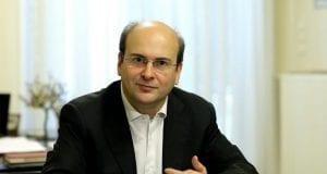 ο αντιπρόεδρος της ΝΔ Κωστής Χατζηδάκης