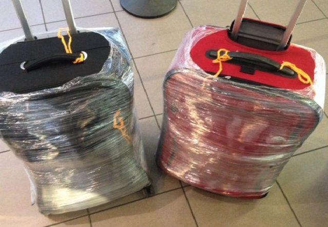Πακιστάν βαλίτσες πλαστικό