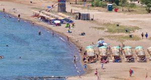 απόβλητα παραλίες
