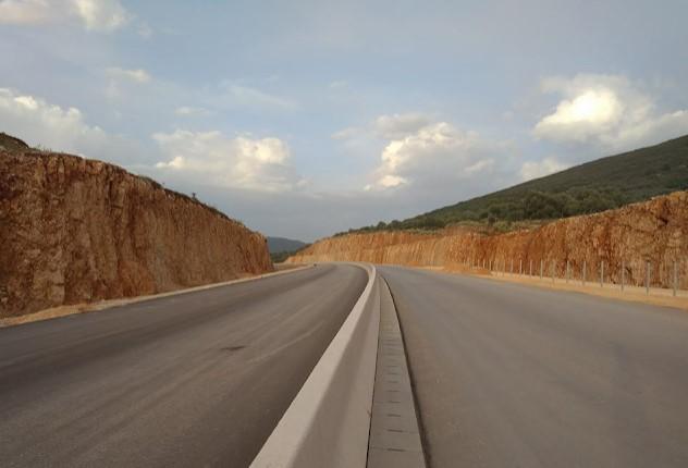αυτοκινητόδρομο Άκτιο- Αμβρακία