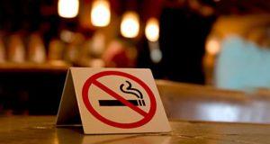 κάπνισμα, αντικαπνιστικός νόμος