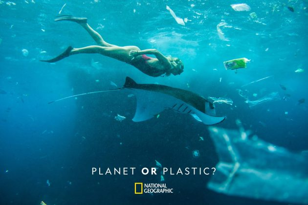 National Geographic Planet or Plastic? 2