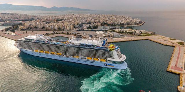 Καλύτερο λιμάνι κρουαζιέρας στην Ανατ. Μεσόγειο ο ΟΛΠ