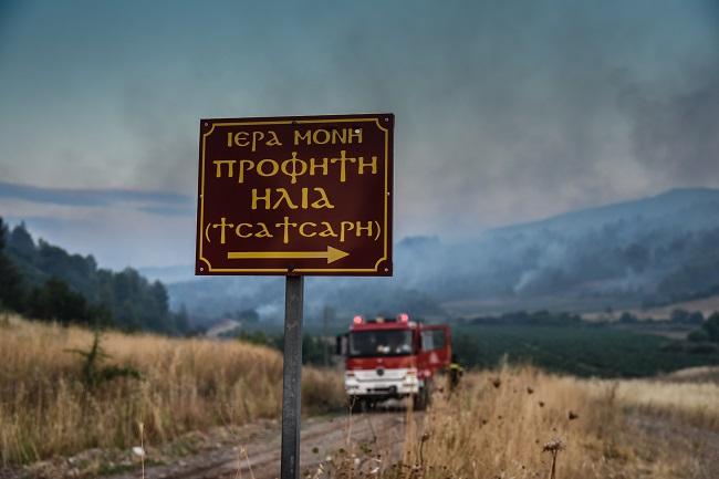 Τανάγρα φωτιά