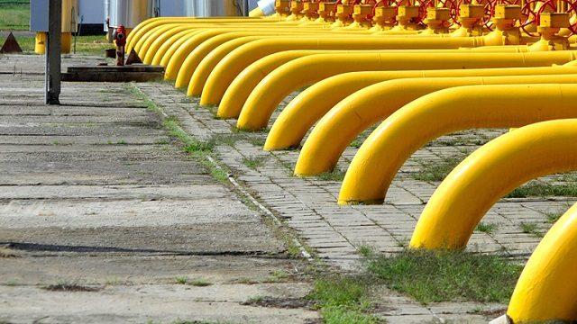 αγωγοί φυσικού αερίου