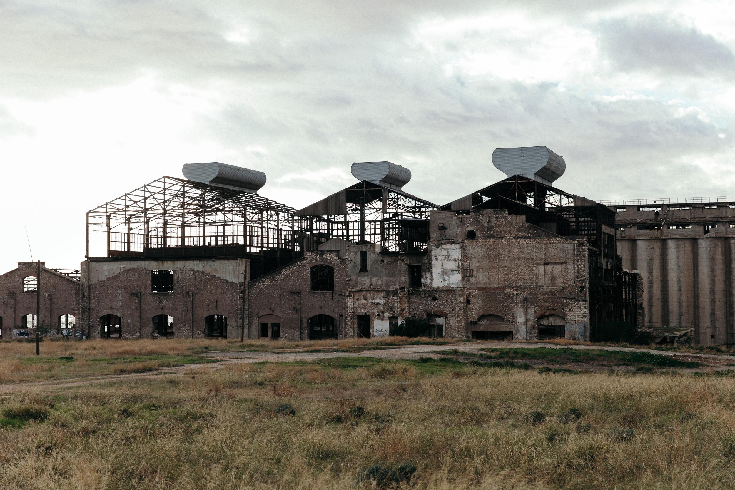 Διεθνές κέντρο καινοτομίας στη Δραπετσώνα