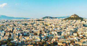 Δήμος Αθηναίων, Αθήνα, Καύσωνας