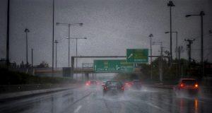 Κακοκαιρία, βροχές, καταιγίδες, καιρός