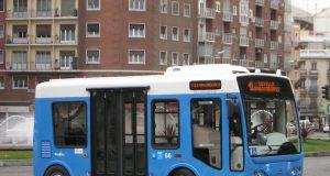 μίνι ηλεκτρικό λεωφορείο