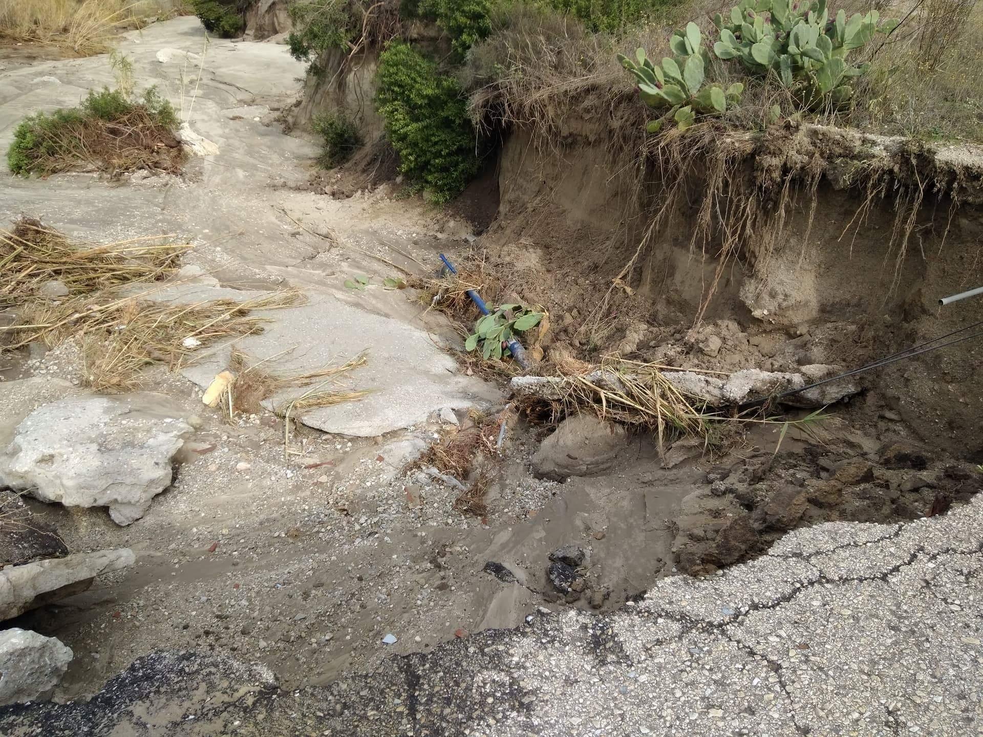 Χαλκιδική καταστροφές