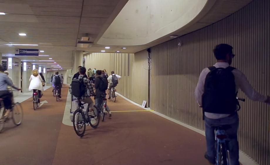 Ουτρέχτη: Ο παράδεισος του ποδηλάτη