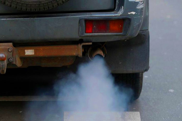 Ρύπανσης