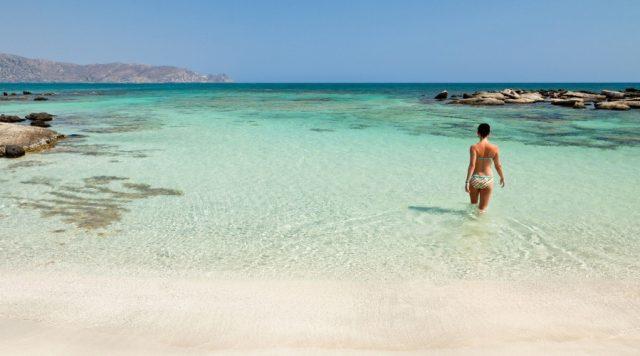 παραλίες Ελαφονήσι