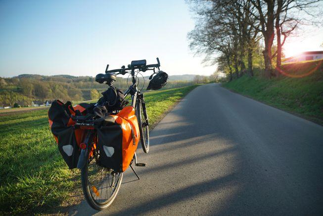 ποδήλατο ταξίδια