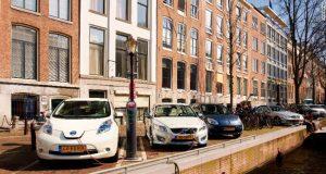 AMSTERDAM ELECTRIC CARS