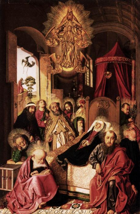 Bartolome Bermejo, 1460 1462