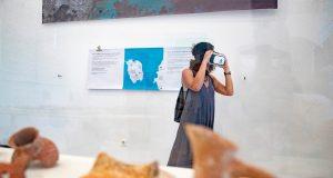 COSMOTE Keros exhibition 2019 6