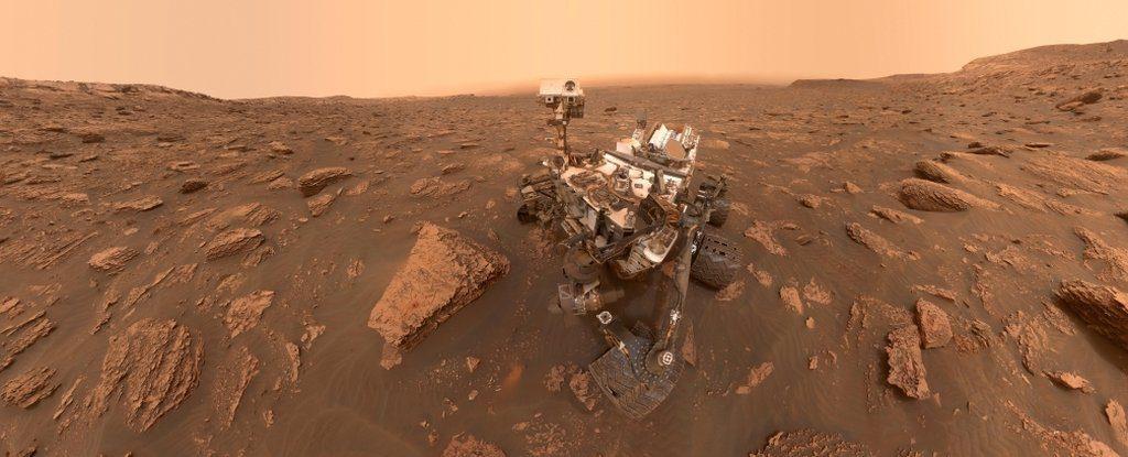 Το rover Curiosity στον Άρη