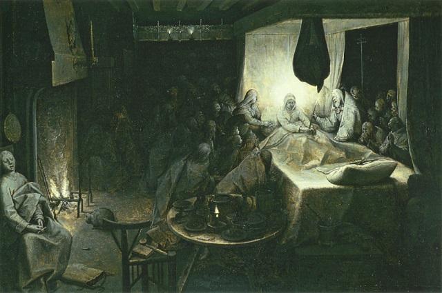 Pieter Bruegel, 1564