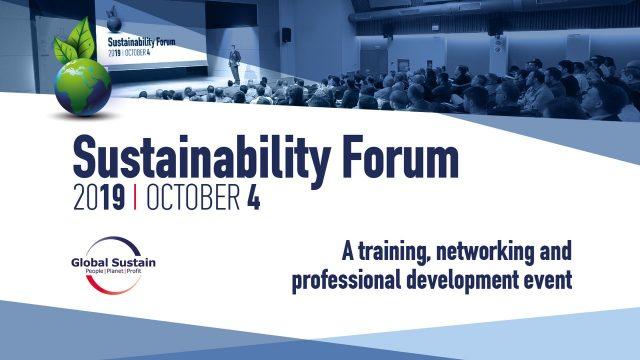Sustainability Forum 2019 1280X720