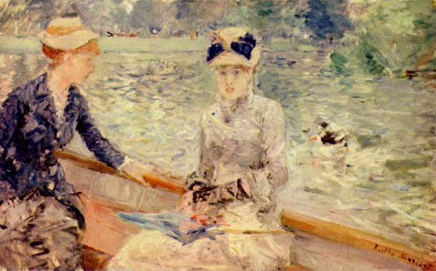 berthe morisot summer day 1879