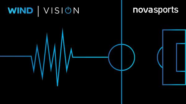 Ματςστα κανάλια Novasports από την WIND VISION