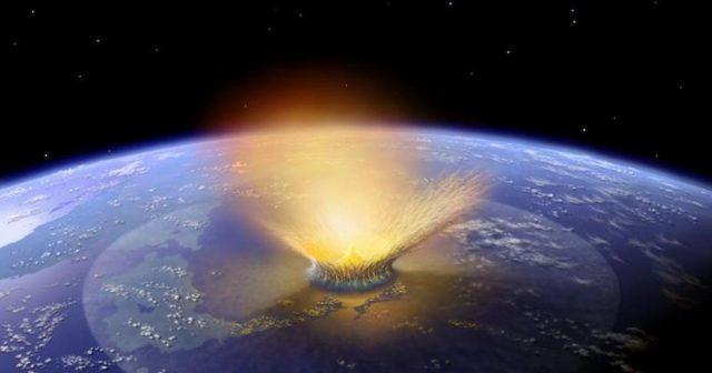 Σύγκρουση αστεροειδή