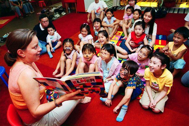 Ο ρόλος του παραμυθιού στην ψυχική ανάπτυξη των παιδιών
