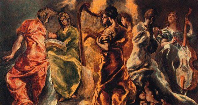 Η Συναυλία των Αγγέλων (περ. 1608 1614)