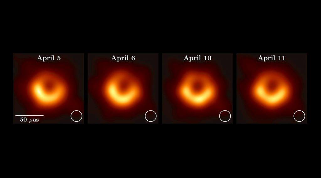μαύρη τρύπα Messier 87