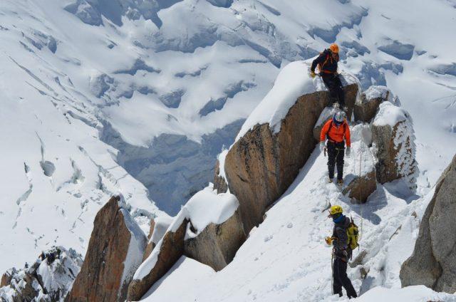 Mont Blanc Ιταλία