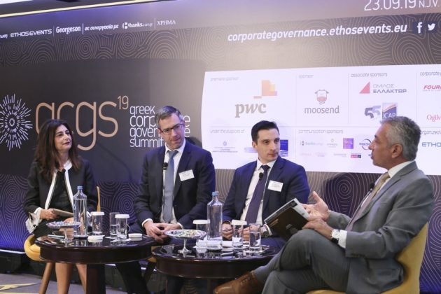 Greek Corporate Governance Summit 201910. Panel 2