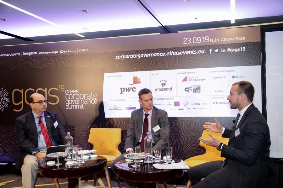 Greek Corporate Governance Summit 201911. Panel 3