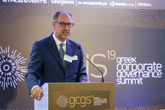 Greek Corporate Governance Summit 20193. Marini Georgeson