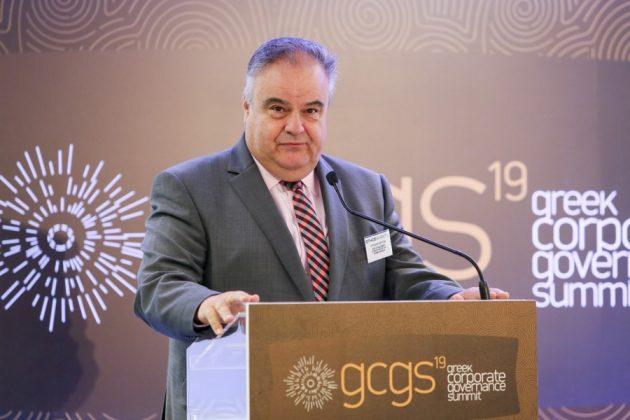 Greek Corporate Governance Summit 20198. Kyriazis