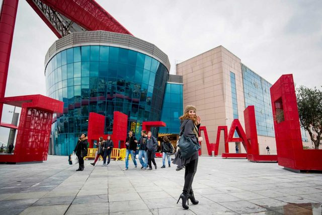 The Mall Athens Destination Christmas 1
