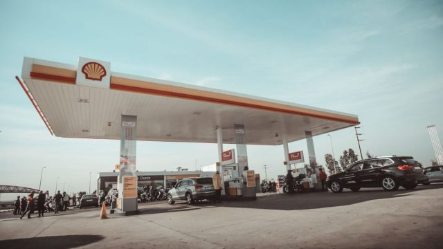 Βενζινάδικο Shell, βενζίνη