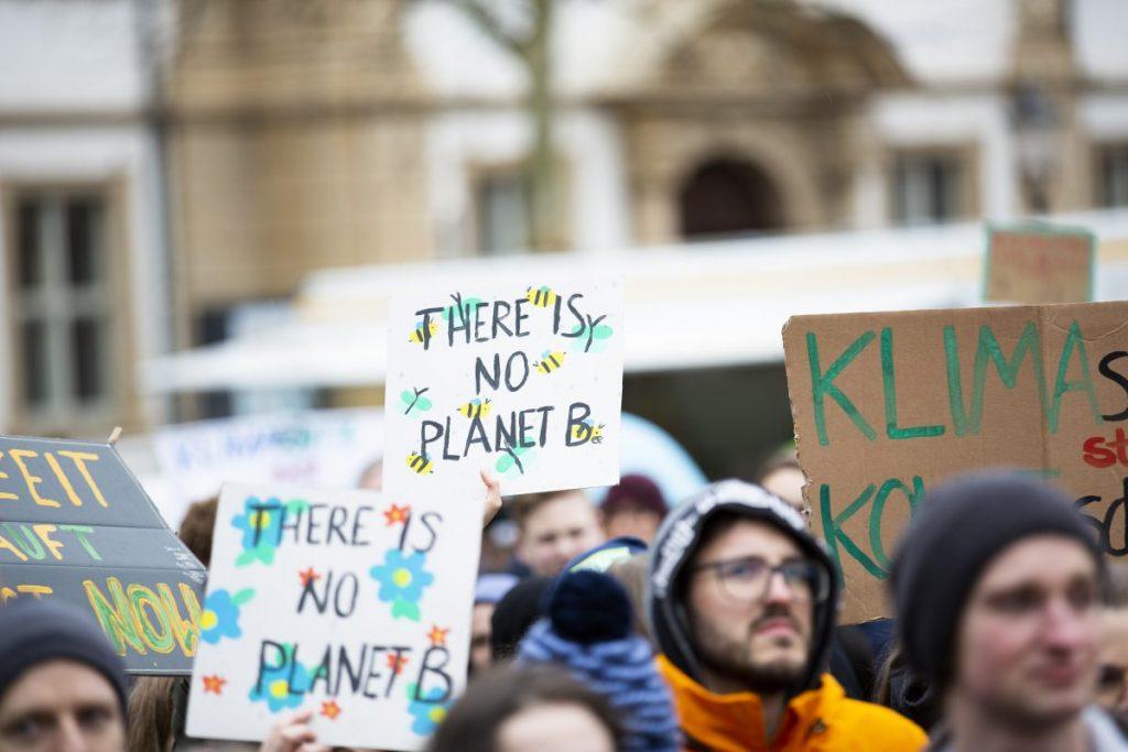 Fridays for Future - Πορεία για την κλιματική αλλαγή