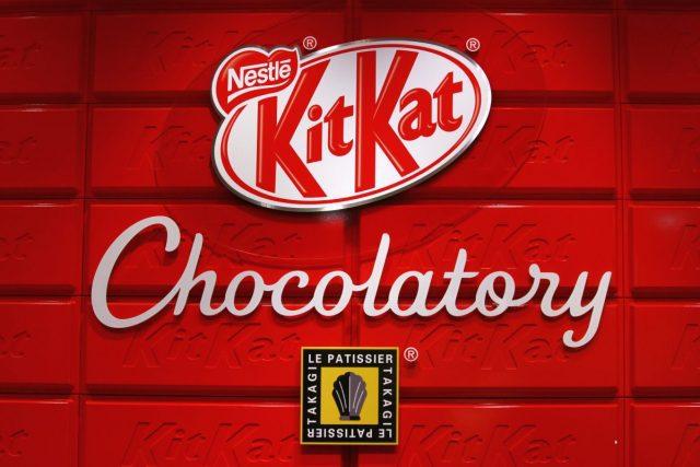 Nestle Nestlé KitKat