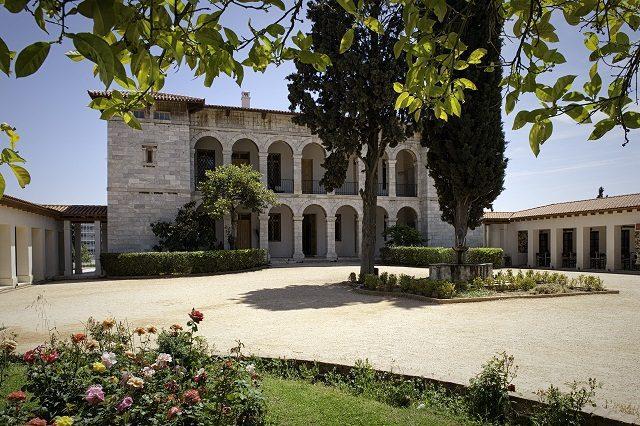 Βυζαντινό και Χριστιανικό Μουσείο – κεντρικό κτήριο Δούκισσας