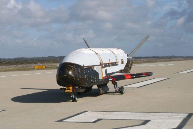 Boeing X-37 Orbital Test Vehicle 2