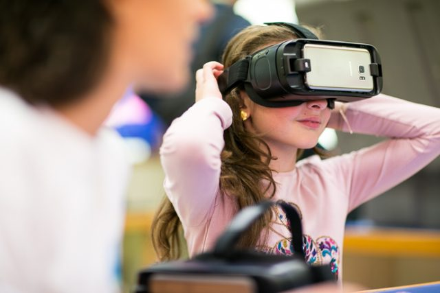 Virtual & Augment Reality Museum LABS