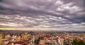 Βροχή Θεσσαλονίκη, Κακοκαιρία