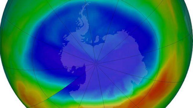 Τρύπα του όζοντος
