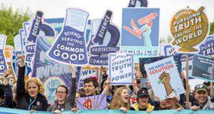 Πλήθος, διαδήλωση