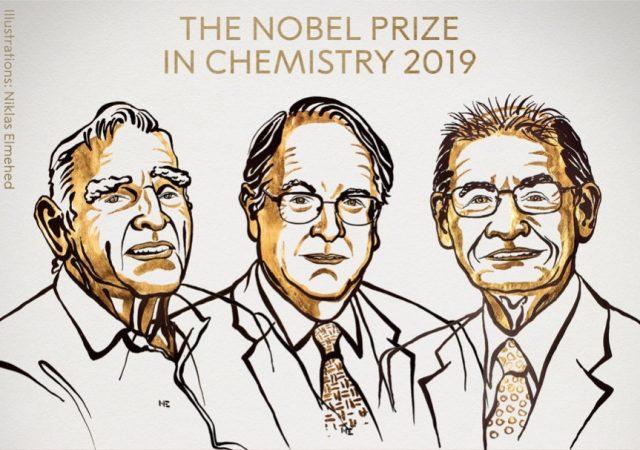 Νόμπελ Χημείας 2019