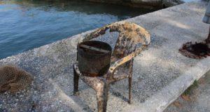 Ο σκουπιδότοπος της Θάσου - Απογοητευτικές εικόνες από το βυθό