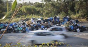 Σκουπίδια Κέρκυρα
