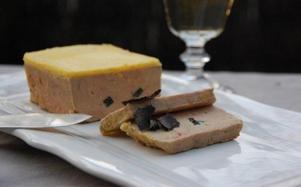 terrine foie gras truffee 2 b