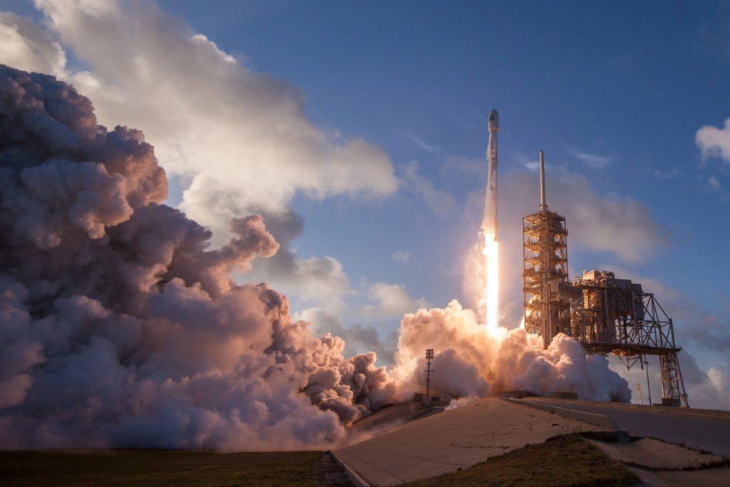 Πύραυλος SpaceX
